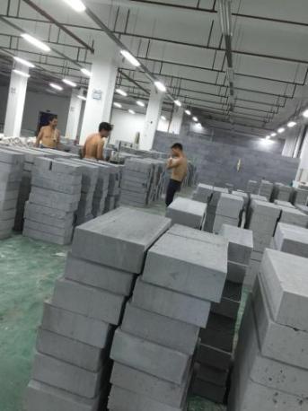 太和加气轻质砖施工