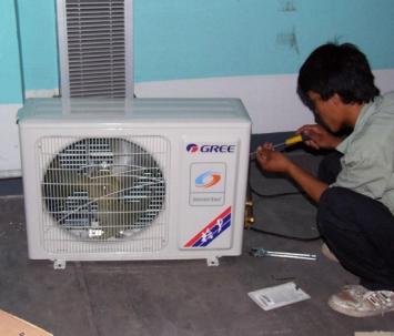 江汉区空调清洗保养维修