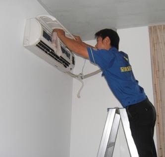 硚口区空调维修安装移机