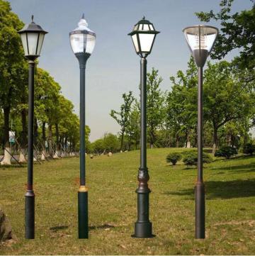 室外小区防水路灯草坪灯2.5米3.5米户外景观灯高杆灯