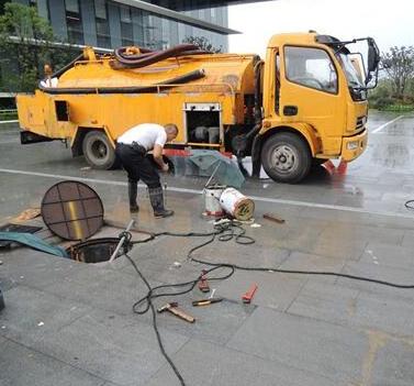 泉州下水管道清疏通洗