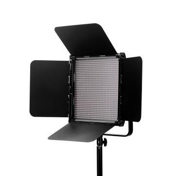 LED影视平板灯 演播室三基色冷光灯 会议室三基色柔光灯直销厂家