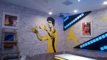 厦门鹭海社墙绘公司