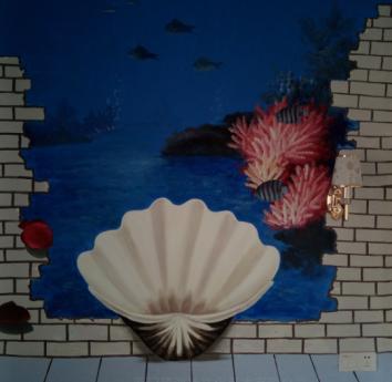 厦门墙绘的作用