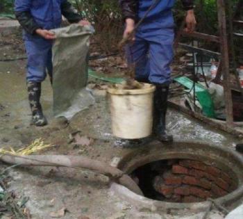 宁德清理泥池