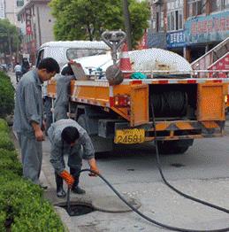 台州温岭专业管道疏通