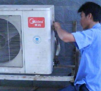 专业南昌美的空调维修