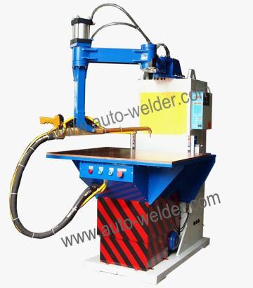 DNT系列摇臂式台面点焊机