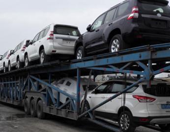 合肥专业轿车托运