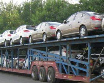 合肥轿车托运装车过程技术