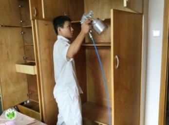 固安室内空气净化检测流程