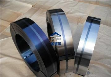 上海金琪尔供应60si2CrVA弹簧钢带高弹性发亮钢带