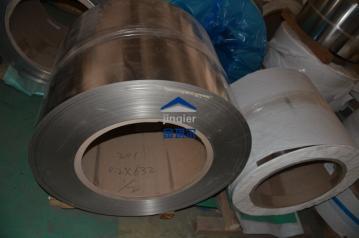 304不锈钢带现货分条精密尺寸