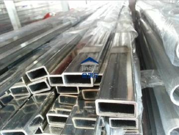 供应不锈钢SUS316无缝圆管矩形管方管异型管