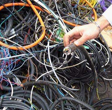 西安二手电线电缆回收价格