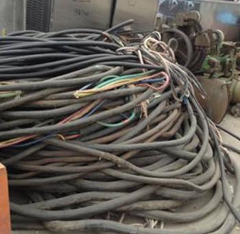 六盘水专业回收电线 二手电缆回收