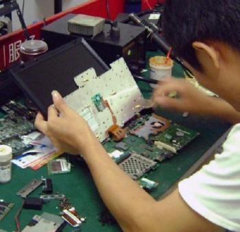 厦门湖里电脑维修 10年专注值得信赖