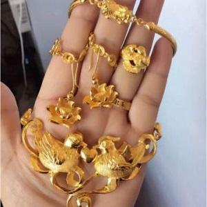 台州黄金回收公司