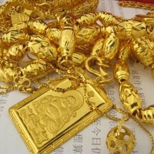 台州黄金回收电话
