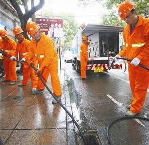 大型污水管道改如何疏通清洗_香洲管道疏通