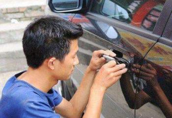 陆川配汽车钥匙锁不损车锁