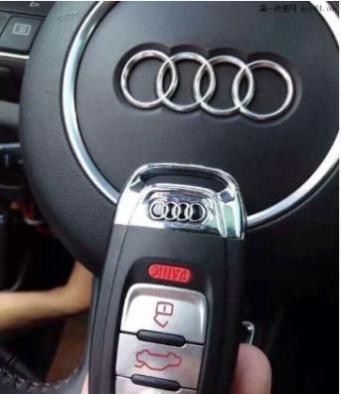 陆川技术配各种品牌汽车钥匙锁