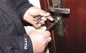 眉山开指纹锁专业高效快速开锁