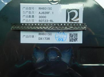 芯派科技-代理原装RH6015 RH6030高灵敏度低功耗单键触摸IC