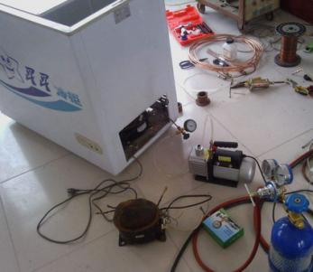 先进的临桂冰箱维修检测设备