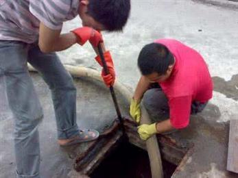 专业上乘的成都化粪池清理服务