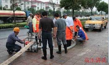 快速高效的湛江市政管道疏通