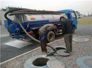 湛江管道疏通工程案例