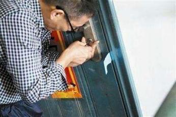 彭山专业开锁精湛的开锁技术