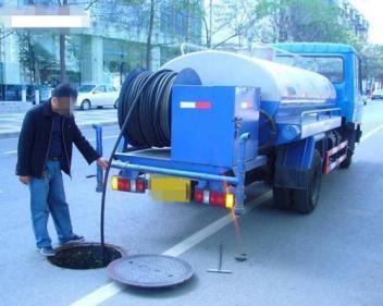 湘潭各种管道疏通的清理疏通排除经验