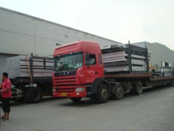 银川到上海专线快速安全运输