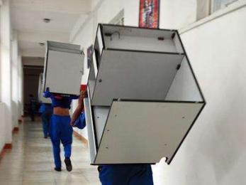 周密搬家之壁挂式空调移机步骤