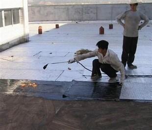长沙防水补漏工程拒绝用劣质材料欺骗客户