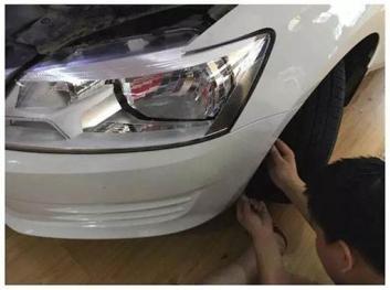 海口专业汽车灯光改装简述车灯保养