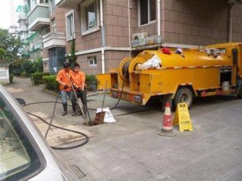 太康管道疏通如果不清淤会有哪些危害