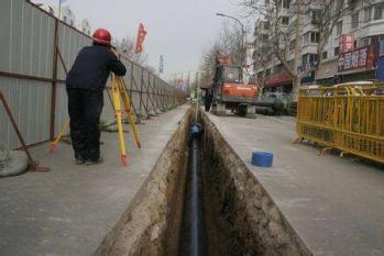 乌鲁木齐管道改造