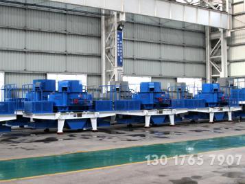 投资时产2500吨的环保型石子破碎制砂生产线设备配置需要多少钱