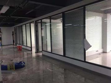 南昌玻璃隔断安装的四个阶段
