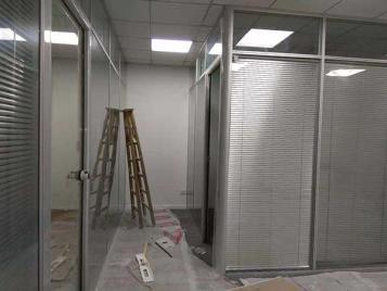 南昌办公高隔断内部装修的规律