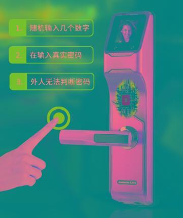 南昌帝梵希智能指纹锁服务