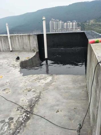 重庆防水补漏简述墙面漏水