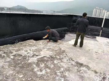 剖析重庆防水补漏的小技巧