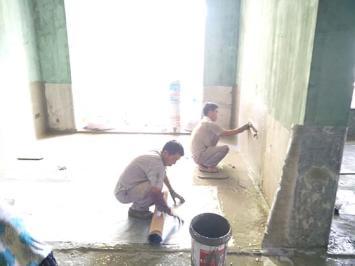 重庆防水补漏施工解决渗漏水问题
