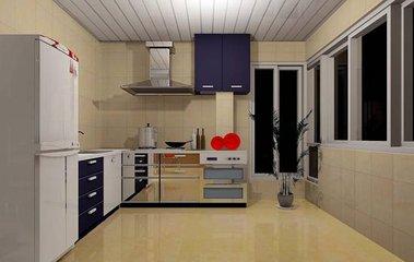 温州装饰装修浅析装修厨房的注意事项