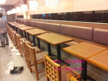 深圳上門安裝維修茶餐廳桌椅,防火板餐桌定制價格