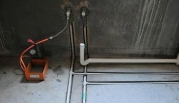 电气装置调试中的问题及处理_合肥水电工程